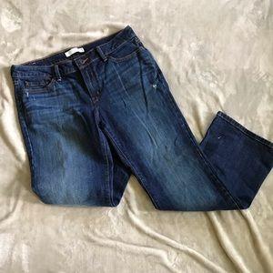 Levi's 545 Low Boot Cut Jeans